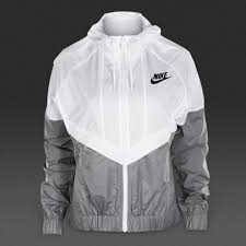 nike windbreaker nike windbreaker gray and white 46 00