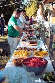 Backyard Wedding Food Ideas How To Throw A Perfectly Organized Diy Wedding In Your Backyard