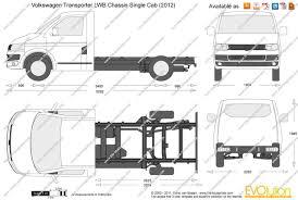 volkswagen van drawing the blueprints com vector drawing volkswagen transporter t5 2