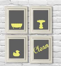Yellow And Grey Bathroom Decorating Ideas Peach Bathroom Decor Dact Us Bathroom Decor