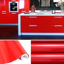 adhesif meuble cuisine rouleau de 5m auto adhsif stickers de cabinet
