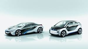 bmw hydrid bmw i3 all electric and i8 in hybrid cars revealed more details