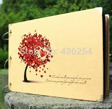 Handmade Photo Albums Buy Diy Handmade Photo Album Wedding Scrapbooking Craft Paper