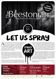 beestonian 51 by the beestonian issuu