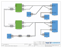 in design software rapidharness wiring harness software