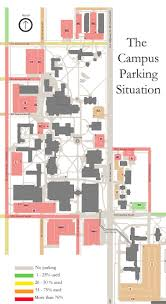 Montana State University Campus Map by The Concordian U2013 City Examines Area Parking