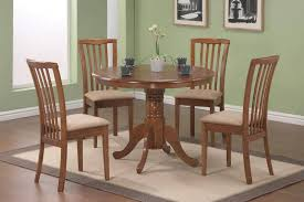 Furniture Dining Room Chairs Kitchen Table White Pedestal Table Dining Room Chairs Oak Dining