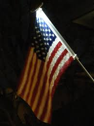 Flag Pole Lights Solar Powered The Best Solar Powered Flag Pole That You U0027ve Ever Seen I