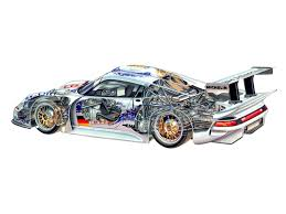 porsche 911 race car why the porsche 911 rsr had to go mid engine
