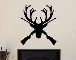 Hunting Home Decor Hunting Wall Decor Etsy