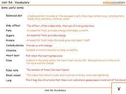 unit 5a keeping healthy keeping healthy statementtruefalse eating