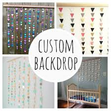 wedding backdrop garland custom backdrop wedding backdrop store window display