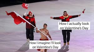 Skating Memes - 12 very romantic winter olympics memes just for valentine s day