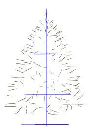 photoshop christmas tree