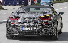 Bmw I8 Performance - bmw i8 spyder to benefit from greater range