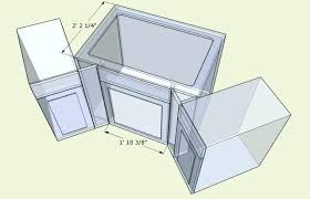 Kitchen Sink Base Cabinet Dimensions Kitchen Sink Base Cabinet Size Base Cabinet Dimension Minimum Size