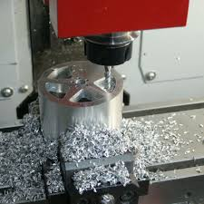 3d milling machining types parts badger
