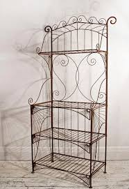 Folding Bakers Rack 11 Best Bakers Stands Images On Pinterest Bakers Rack Iron And