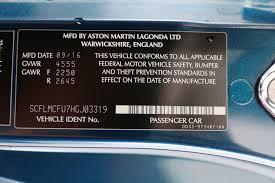 aston martin dealership 2017 aston martin vanquish stock 7nj03319 for sale near vienna