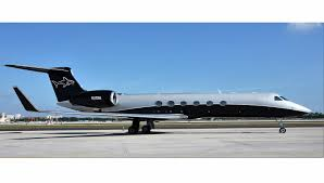 gulfstream v as selected by greg norman star athletes actors