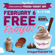 yogurtland raises a spoon to international frozen