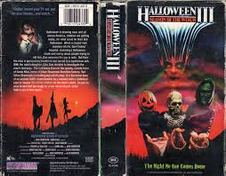 Usa Halloween The Horrors Of Halloween Halloween Iii Season Of The Witch 1982