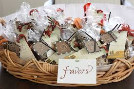 ideas of diy bridal shower favors weddingelation