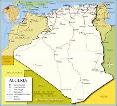 Marrakech Map World by Algeria Map Cities