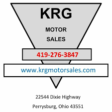 krg motor sales perrysburg oh read consumer reviews browse