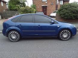 2007 ford focus lx 1 4 manual petrol mot 18 inch alloys tinted