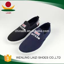 Soft And Comfortable Shoes Cotton Fabric Loafers Cotton Fabric Loafers Suppliers And