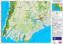 Iso Map Charter Call 203 Sertit Product No 9 Myanmar Unitar