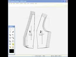 pattern and grading software cad pattern grading software youtube