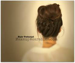 hair tutorials for medium hair learn 3 cute everyday casual hairstyles updos hair tutorial videos
