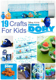 Finding Nemo Story Book For Children Read Aloud 19 Finding Dory Crafts Activities Ted S