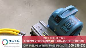 how to dry cabinets after water damage brisbane youtube