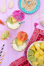 pineapple margarita cocktail coconut pineapple frozen margaritas u2014 unusually lovely