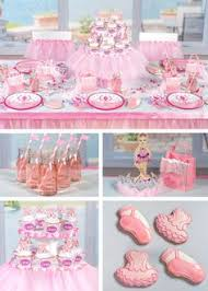 ballerina party supplies ballet 1st birthday party planning ideas supplies carousels