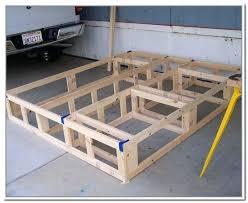King Size Bed Frame With Storage Drawers King Size Bed With Storage Storage Headboard King King Platform