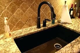 granite composite farmhouse sink granite apron sink faucets and sinks granite composite apron sink