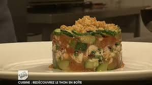 cuisiner le thon en boite recettes faciles à base de thon en boite minutefacile com