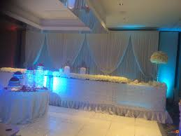 Blue Chair Covers Chair Covers U0026 Backdrops Partymoods Events