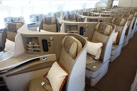 Southern Comfort International Review Review China Eastern Business Class 777 Los Angeles To Shanghai