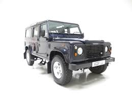 2000 land rover defender an all conquering land rover defender 110 county td5 with two