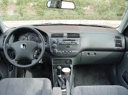 2005 Honda Civic Coupe Interior 2004 Honda Civic Information And Photos Zombiedrive