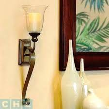 Flameless Candle Wall Sconce Set 2 Sconce Flameless Candle Wall Sconce Wholesale Battery Operated