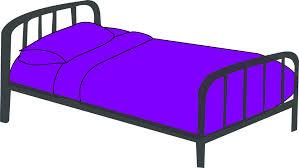 free vector graphic cot purple bed sleep sleeping free