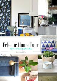 Eclectic Home Design Inc Eclectic Summer Home Tour U2014 Stylemutt Home Your Home Decor