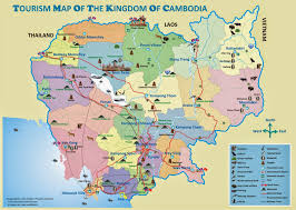 Travel Maps Travel Maps Tours In Cambodia