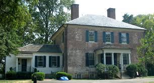 col house thornton u0027s fall hill fredericksburg virginia family home of lt